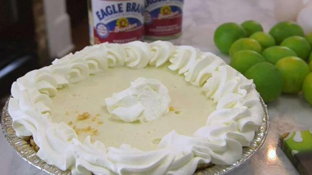 [MI] Cook Book Says Key Lime Pie Created in New York City