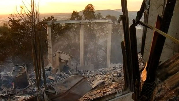 [G] Home Destroyed in Coronado Hills