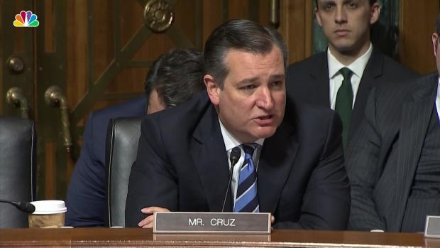 Cruz: 'Politics of Personal Destruction' is DC at 'Ugliest'