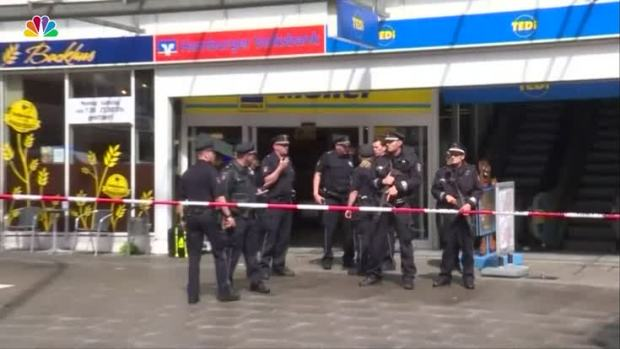 [NATL] One Dead, Multiple Injured in Stabbing Attack in Germany