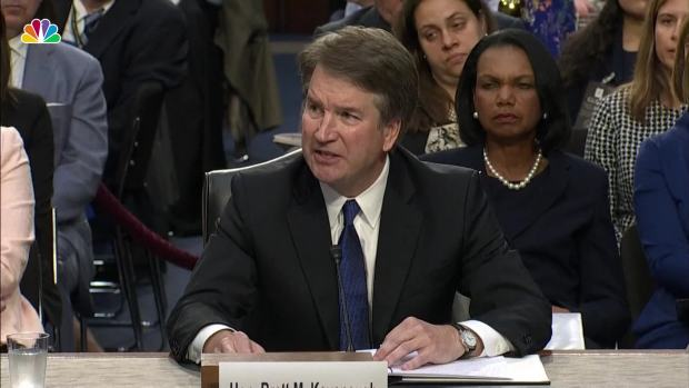 Kavanaugh: 'Supreme Court Must Never Be Viewed as a Partisan Institution'