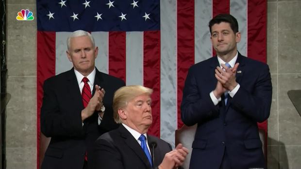 [NATL] Donald Trump Claps for Himself