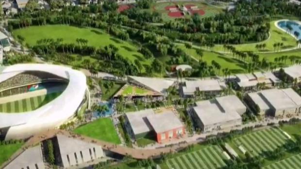 [MI] David Beckham to Discuss Proposal for New Soccer Stadium