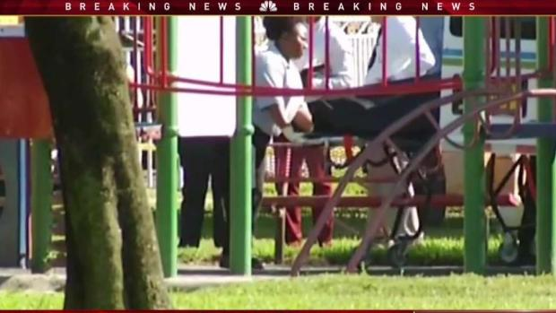 [MI] Dead Body Found Inside Miami Gardens Park