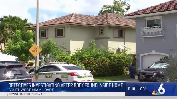[MI] Death Investigation in Miami-Dade Home