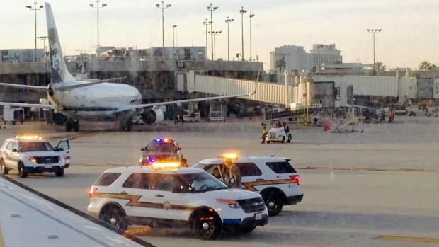 [DGO] Flight Makes Emergency Return to San Diego