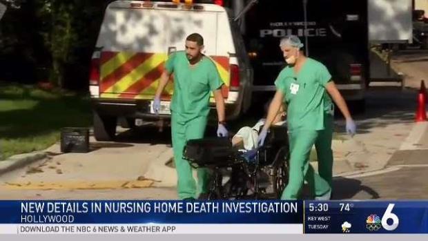 [MI] Deposition Gives New Details in Nursing Home Deaths