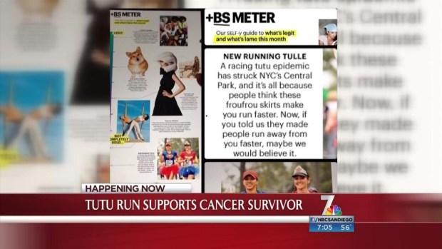 [DGO] Tutu Run Held in Response to Magazine