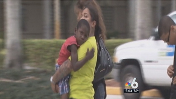 [MI] Boy, 9, Recovering After Being Shot in Face in Liberty City