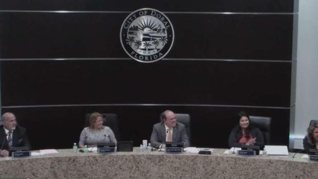[MI] Doral Set to Decide Who Can Speak for the City