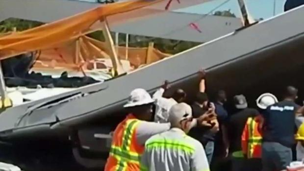 [MI] Engineers Dismissed Crack Concerns on Morning of FIU Bridge Collapse