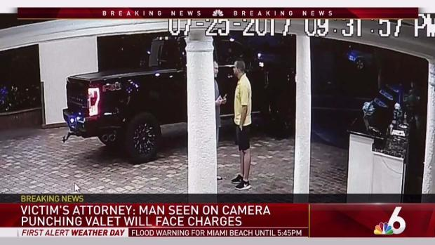 [MI] Ex-Cop Who Punched Valet Will Be Charged: Attorney