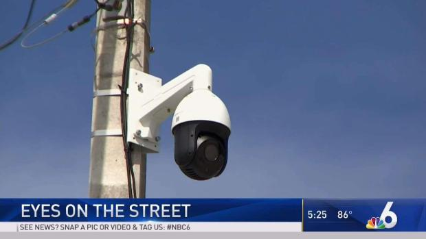 [MI] Eyes on the Street in Miami: Cameras Raise Privacy Concerns