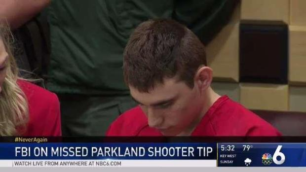 [MI] FBI Discusses Missed Parkland Suspect Tip