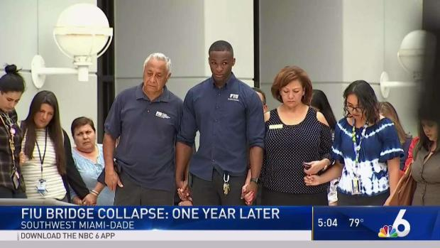 [MI] FIU Honors Victims of Bridge Collapse 1 Year Later
