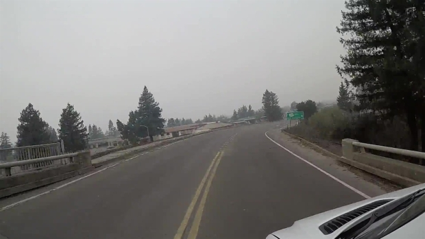 [NATL-BAY] Time Lapse Video of Destroyed Santa Rosa Neighborhood