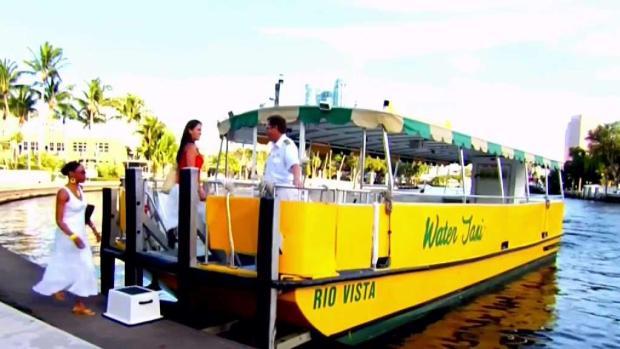 [MI] FTL Water Taxi Provides Unique Way to Get Around