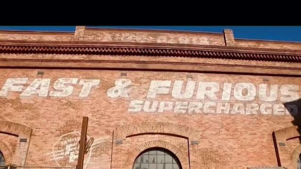 [MI] 'Fast and Furious: Supercharged' Open at Universal Orlando