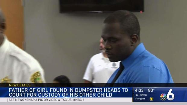 [MI] Father of Girl in Dumpster Seeks Custody of Other Kid
