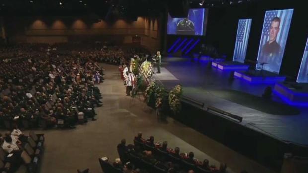 [MI] Final Farewell for BSO Deputy Killed in Crash