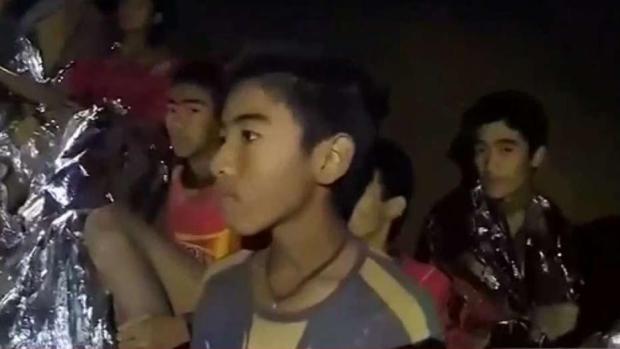 [NATL-LA] Final Thailand Soccer Team Cave Rescue Underway