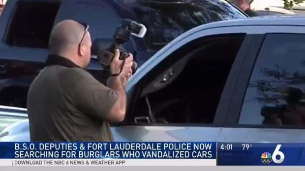 [MI] Firearms Stolen During Fire Station Burglaries in Broward
