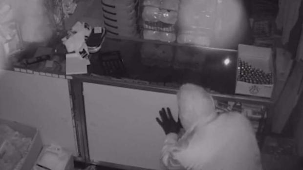 Flagami Store Burglary Caught on Camera