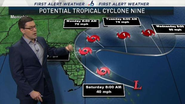 [MI] Florida Could Have Wet Weekend From Possible System