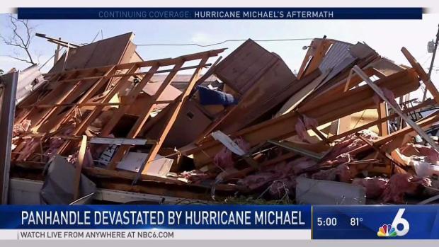 [MI] Florida Panhandle Devastated by Hurricane Michael