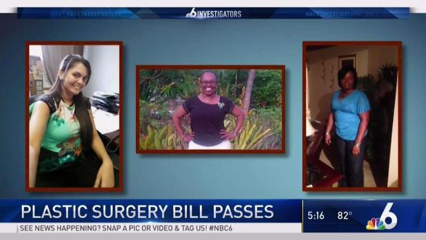 [MI] Florida Plastic Surgery Bill Passes