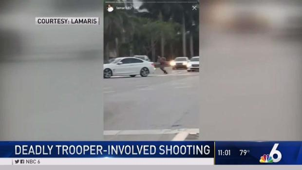 [MI] Footage Shows Fatal FHP Shooting in Miami-Dade