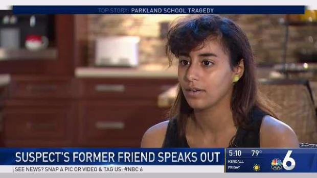 [MI] Former Friend of Parkland Suspect Speaks