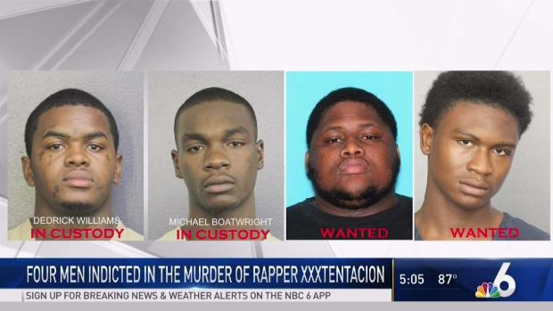 [MI] Four Men Indicted in Murder of Rapper