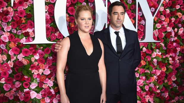 [NATL] Celebrity Baby Boom: Amy Schumer and Chris Fischer Welcome Son