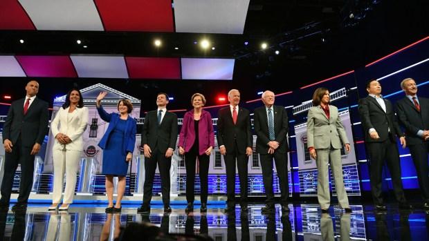Top News: Health Care Leads at Democratic Debates, More