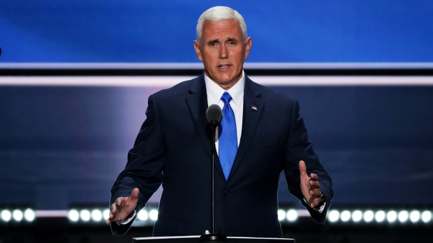 Mike Pence Accepts Nomination, Introduces Himself to Nation