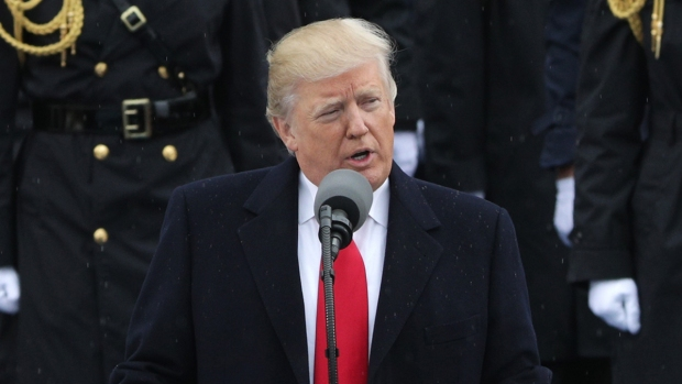 [NATL] Watch President Donald Trump's Full Inaugural Address