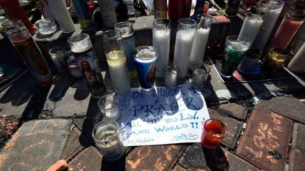 Las Vegas Mourns After Nation's Deadliest Modern Shooting