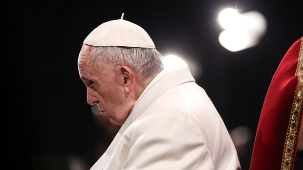 [NATL-PHI] Pope Francis Condemns Crimes of Priests Charged With Child Sex Abuse