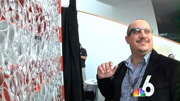 [MI] David Datuna Mixes Art with Google Glass at Art Basel Miami Beach