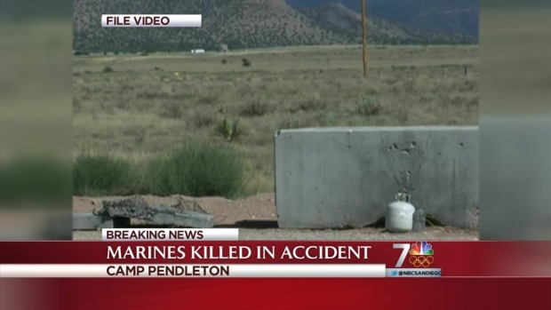 [DGO] New Details on Marines Killed at Camp Pendleton