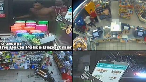 [MI] Group Trashes 7-Eleven in Davie