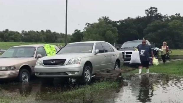 [MI] Gulf Coast Dealing With Flooding After Hurricane Barry