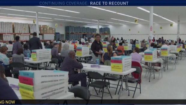 [MI] Hand Recounts Set to Begin in 2018 Election Race