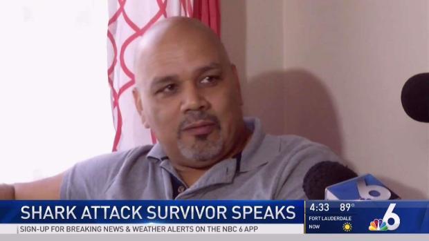[MI] Haulover Beach Shark Attack Survivor Speaks