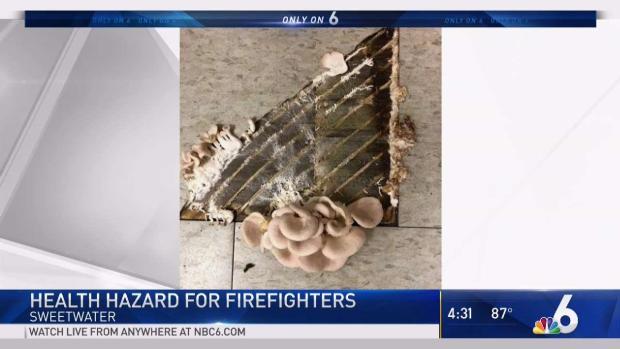 [MI] Health Hazard for Firefighters in Sweetwater
