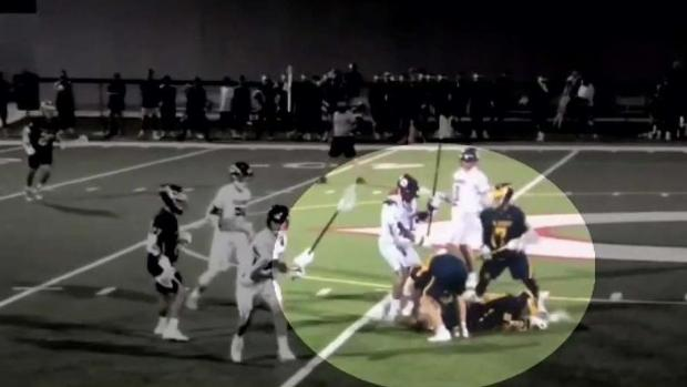 [MI] High School Lacrosse Player Says Suspension Is Unfair