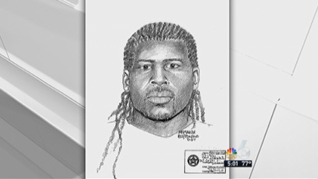 [MI] Sketch Released of Hollywood Sexual Assault Suspect