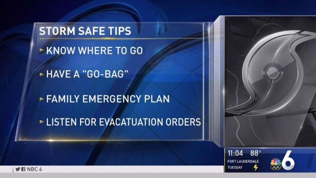 [NATL-MI] How to Stay Safe During a Storm