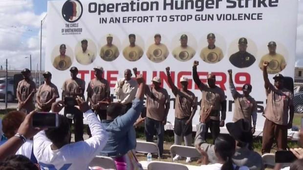 [MI] Hunger 9 Ending Hunger Strike